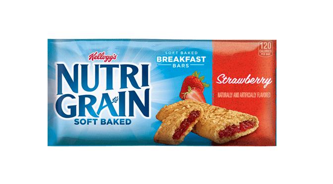 Nutri Grain Cereal Bars - Strawberry