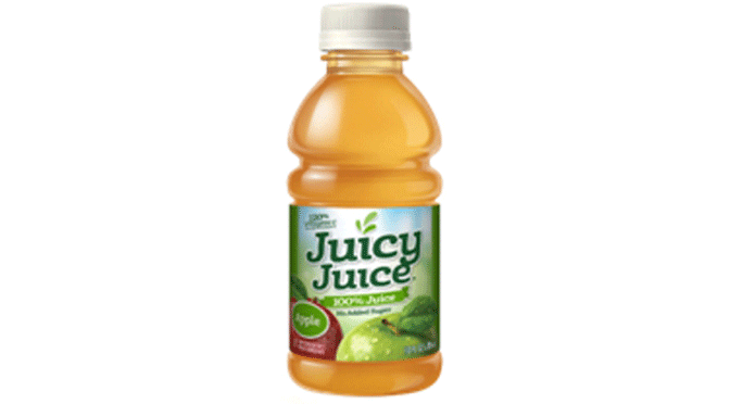 juicy juice bottle 10 oz apple food service