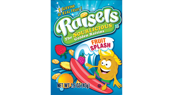 Raisels Fruit Splash Food Service Distribution Commercial Foods