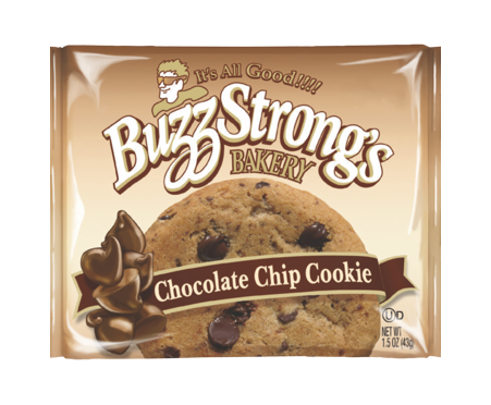 Buzz Strong Cookies - Chocolate Chip Cookie | Food Service ...